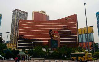 Отель Wynn Macau
