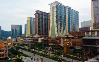 Комплекс Sands Cotai Central