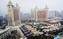 Отельный комплекс Galaxy в Макао