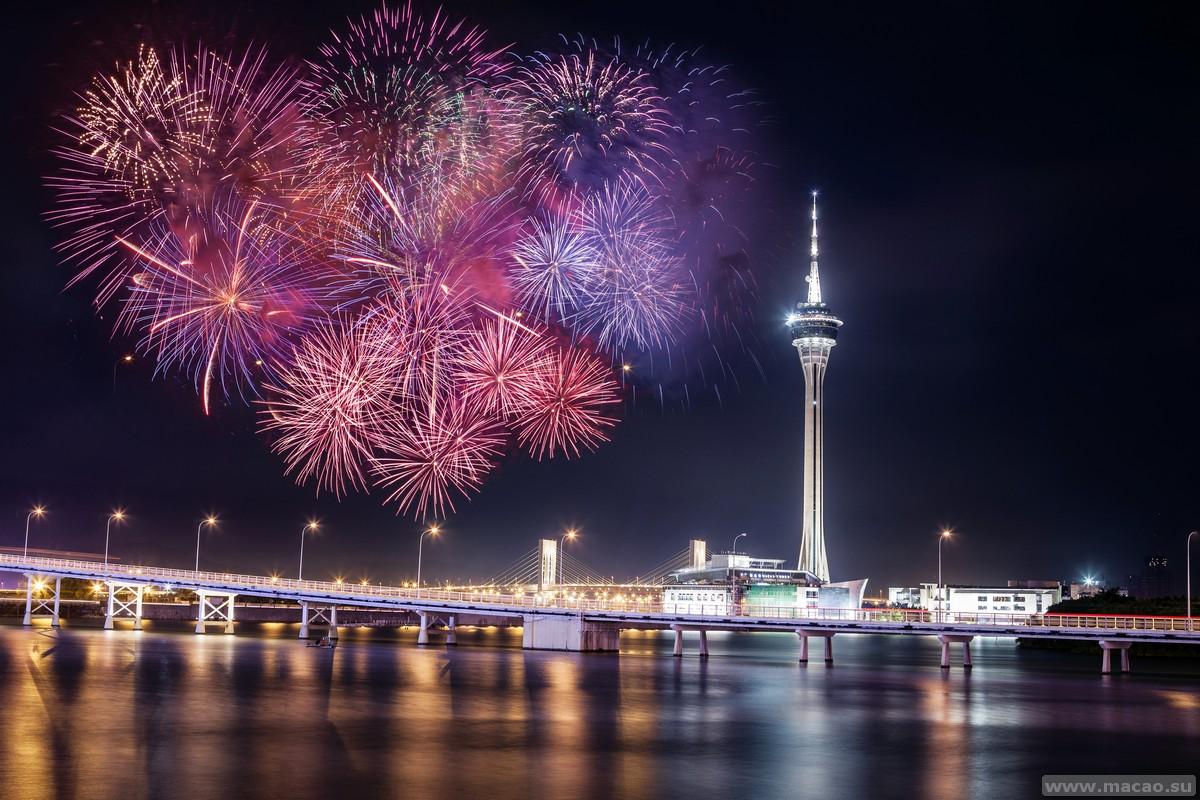 Новый год в Макао