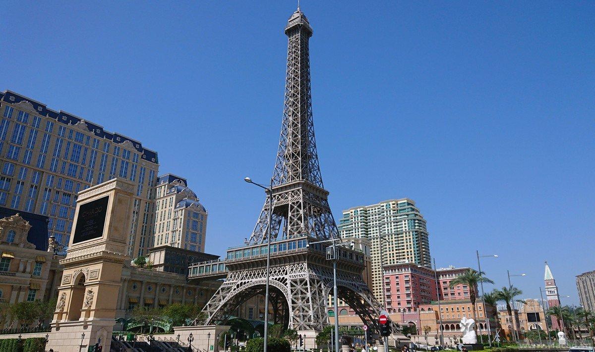 Отель Parisian Макао