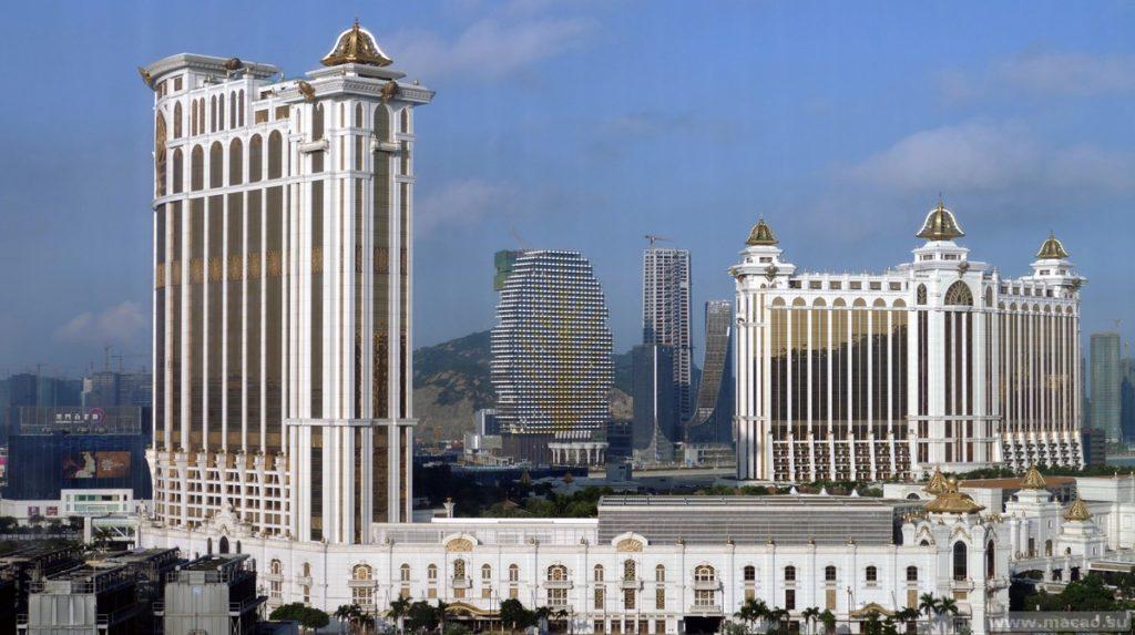 Комплекс Galaxy Macau