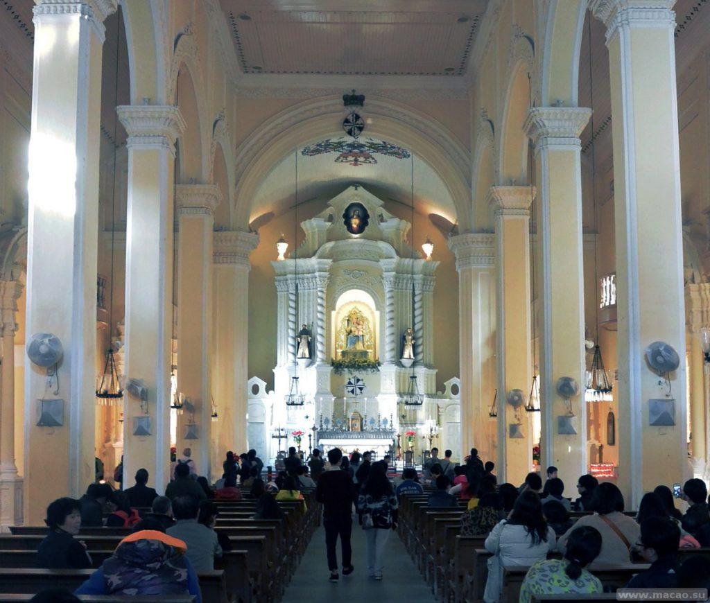 Католический Собор в Макао