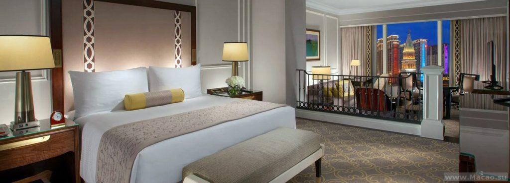 Suite в отеле Venetian