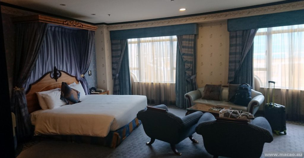 Tower room в отеле Lisboa