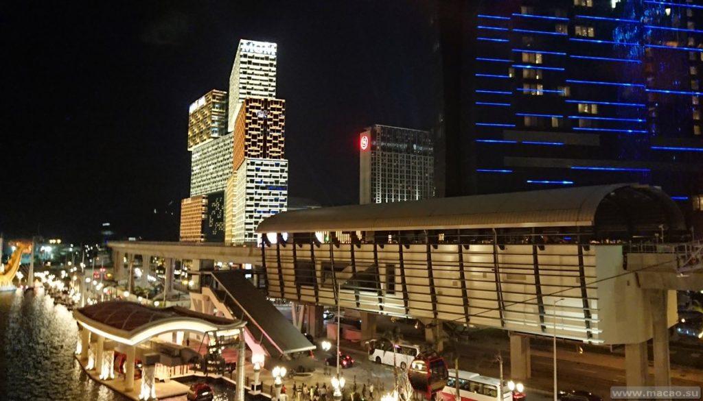 Отель MGM Cotai в Макао