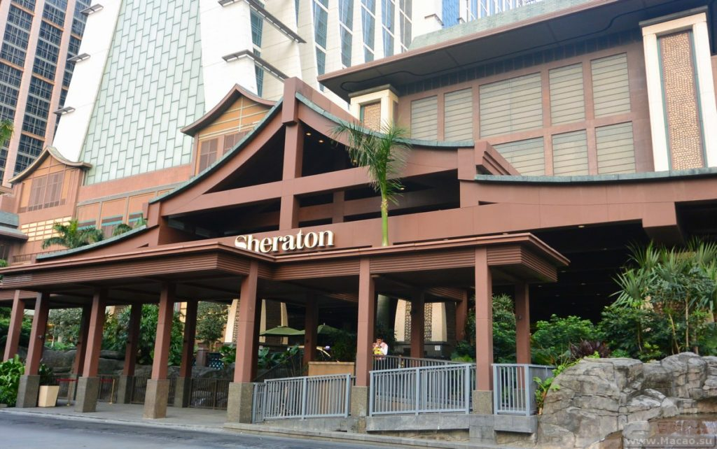 Sherton Grand Macau