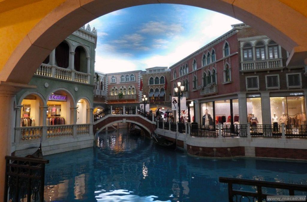 Каналы Venetian