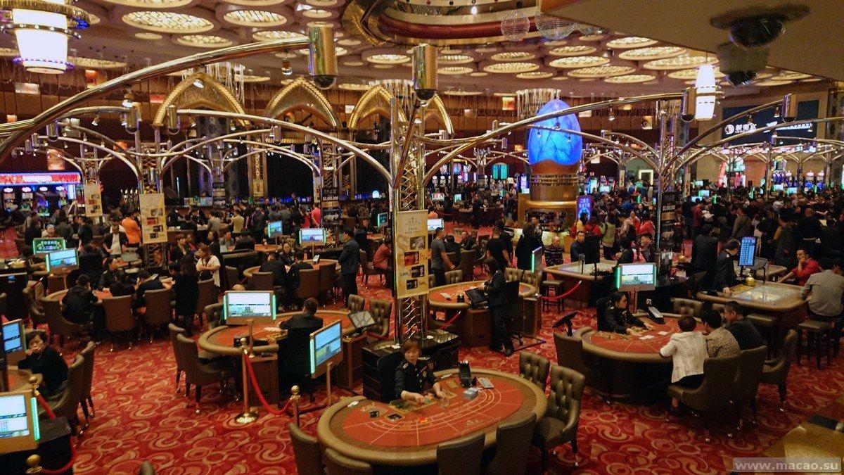 Казино Atlantis Casino & Resort — Остров Парадайз, Багамы