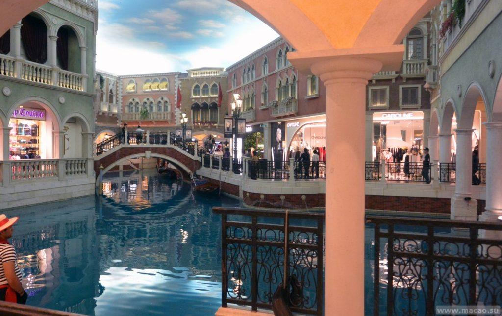 Магазины в Venetian