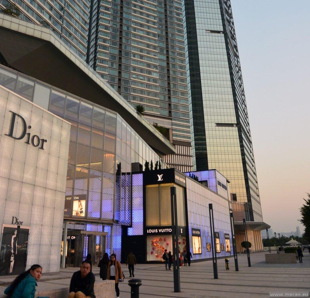 Торговый комплекс One central