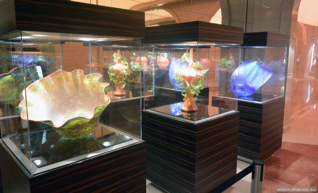 Выставка стекла